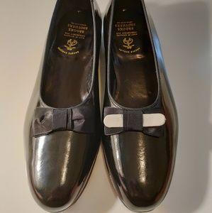 Peak & Co. Brooks Brothers tuxedo opera shoes